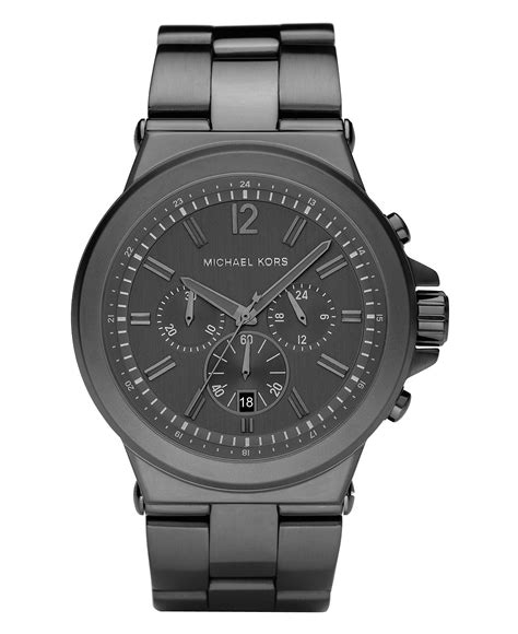 michael kors s chronograph from macys who can