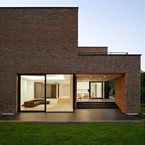 bricks design house best 25 modern brick house ideas on pinterest bricks modern exterior house designs