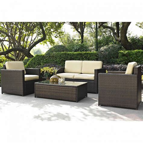 patio wicker set furniture patio dining sets living ideas from outdoor