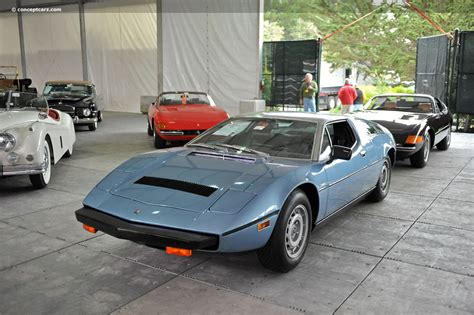 maserati bora for sale auction results and data for 1977 maserati bora