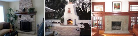 Fireplace Repair San Diego by Custom Masonry And Fireplace Design Of San Diego