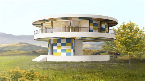 rotating house this smart house can rotate 360 degrees to harness maximum
