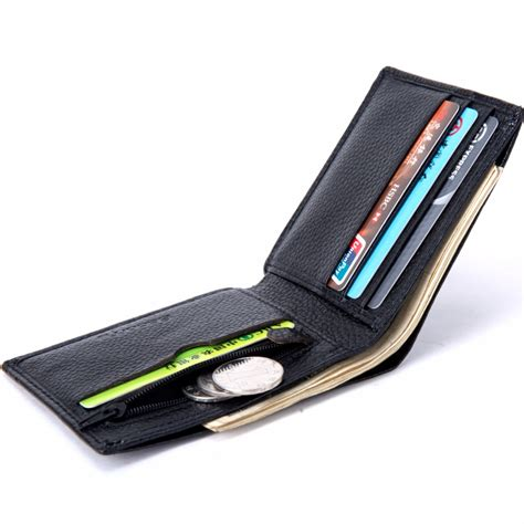 slim wallet dompet baborry dompet pria model leather simple wallet
