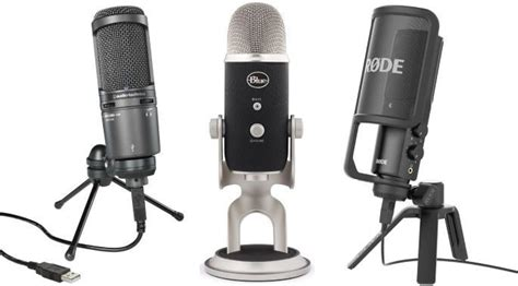 best recording mics the best usb microphones for recording podcasting gearank