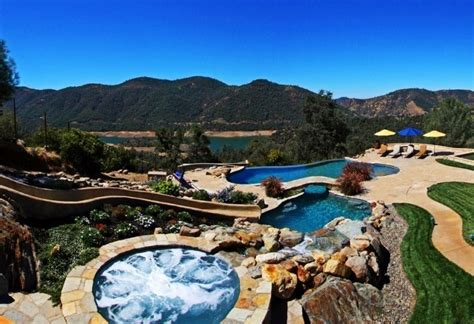backyard water park 10 of the most incredible backyard waterpark designs housely