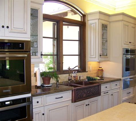 Kitchen Sink Height Kitchen Sink Window Height Kitchen Traditional With Faux Finish Ovens Faux Finish