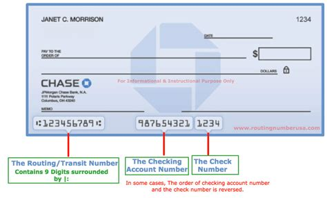 routing bank your jpmorgan routing number other