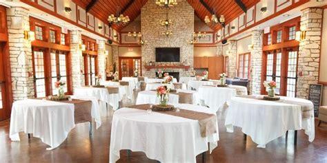 big stone lodge weddings  prices  wedding venues  tx