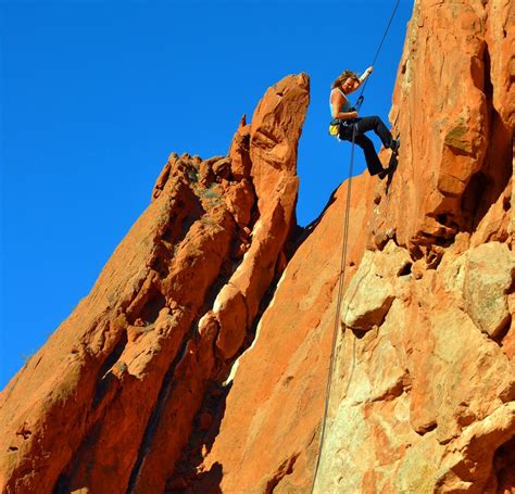 Garden Of The Gods Climbing Garden Of The Gods Colorado S Best Climbing Destination
