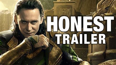 film thor trailer honest movie trailers thor the dark world by screen junkies