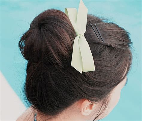 korean hairstyles buns 106 best asian hairstyle images on pinterest hair dos
