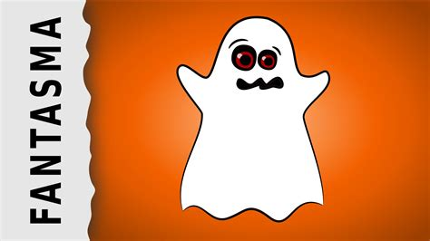 imagenes sencillas de halloween c 243 mo dibujar un fantasma de halloween youtube