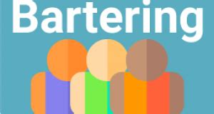 Bartering For Stuff Or Services by Moneyless Org Without Money