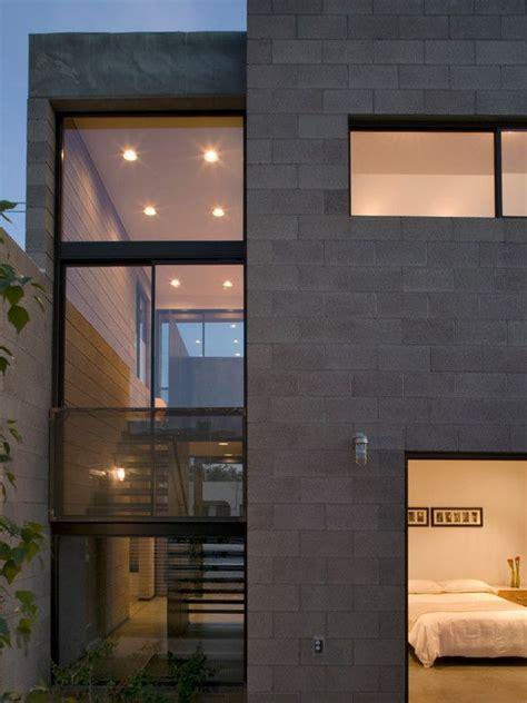 concrete block home designs wonderful concrete block house with modern design amazing