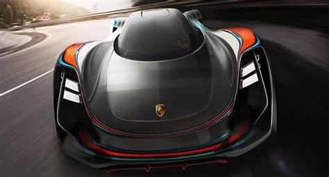 porsche 911 concept cars designer conceptualises future porsche 911 supercar