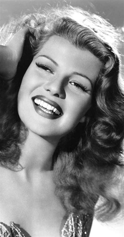 famous actresses of the 40s rita hayworth biography imdb