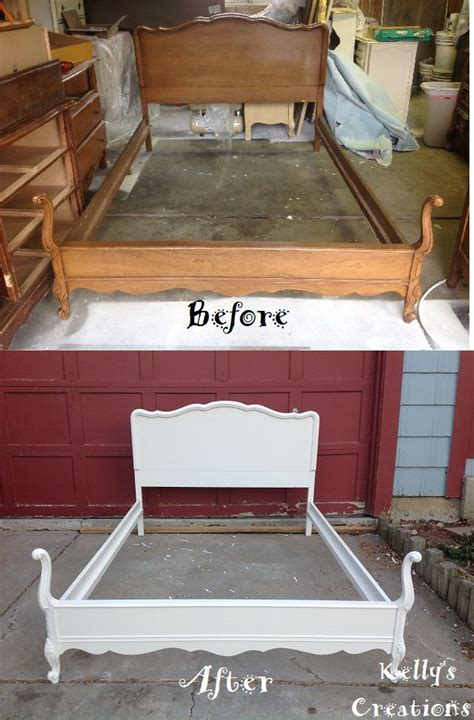 my cotton creations refinished chairs provincial size bed headboard and footboard