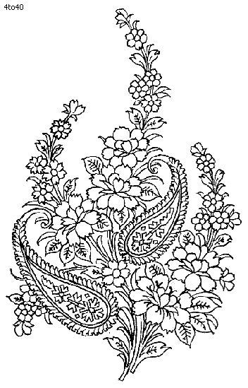 india pattern coloring page 512 best coloring pages images on pinterest coloring