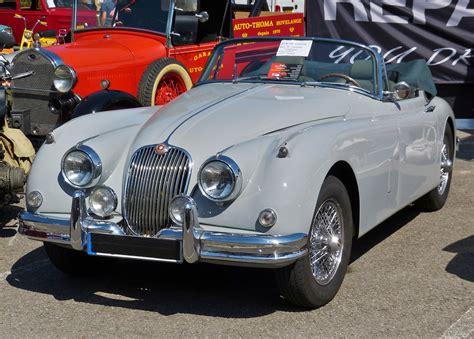 vintage jaguar xk jaguar xk 150 cabrio zu gast bei den vintage cars