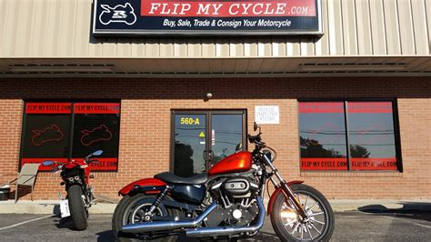 Motorcycle Dealers Fayetteville Nc by Flip My Cycle Motorcycle Dealers 560 A N Reilly Rd