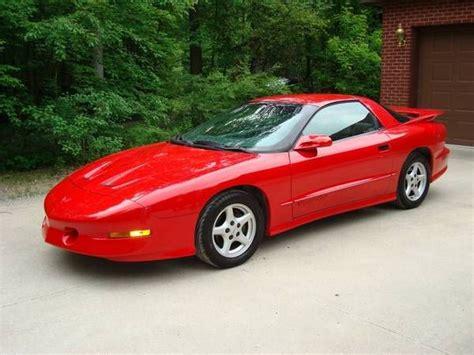 Who Make Pontiac by Make Pontiac Model Trans Am Year 1995 Exterior Color