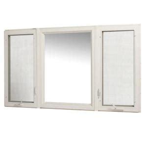 tafco windows 83 in x 48 in vinyl casement window with