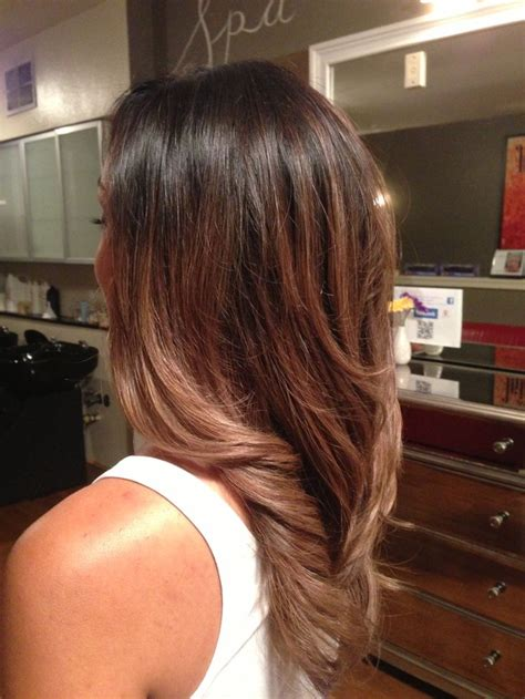 cheap haircuts in sacramento ombre hair done right fade to caramel face it salon and