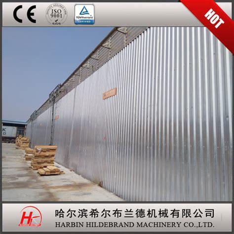 60m3 High Efficient Timber Drying Kiln Lumber Drying Kiln
