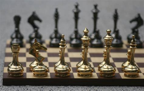 metal chess set chess sets from the chess piece chess set store the slim