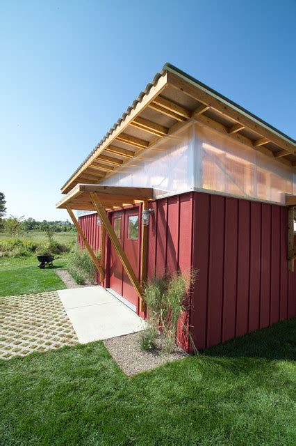 Family Handyman Shed by Diy Shed Modern Exterior Minneapolis By M Valdes