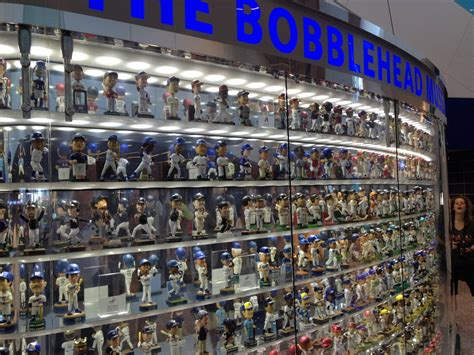 bobblehead museum worthy of a post the miami marlins bobblehead museum