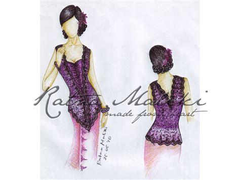 gambar desain clothing pakaian adat di indonesia