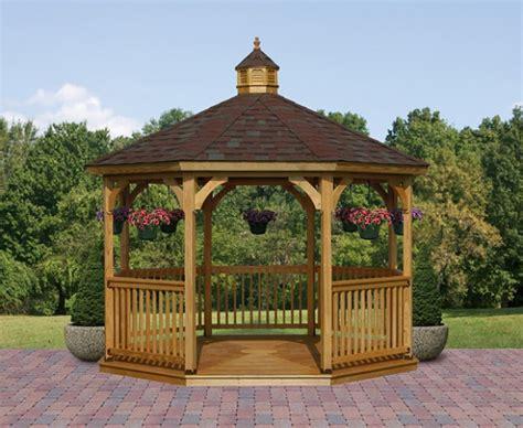 giardino country pergole e gazebo giardino country legno ferro battuto