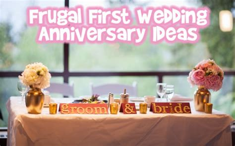 Wedding Anniversary Ideas In Toronto by Frugal Wedding Anniversary Ideas