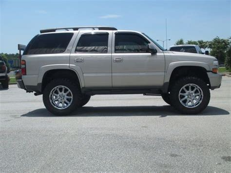 how to sell used cars 2006 chevrolet tahoe interior lighting sell used 2006 chevrolet tahoe z71 sport utility 4 door 5 3l in north augusta south carolina