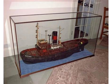 model boat glass cases glass display cases for ship boat models dsc showcases