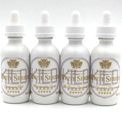 kilo white series e liquid wholesale vape supply usa