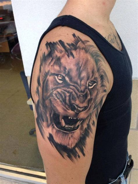 lion face tattoo designs tattoos designs pictures page 2