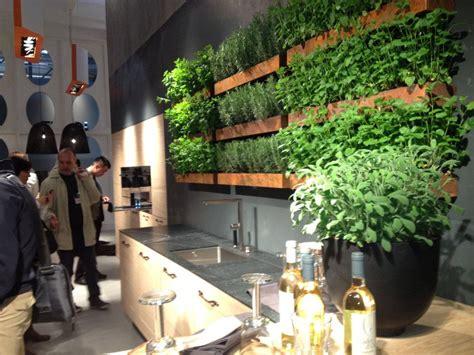 Inspiration Kitchen Design Trends As Seen In Milan Kym Live Wall Garden