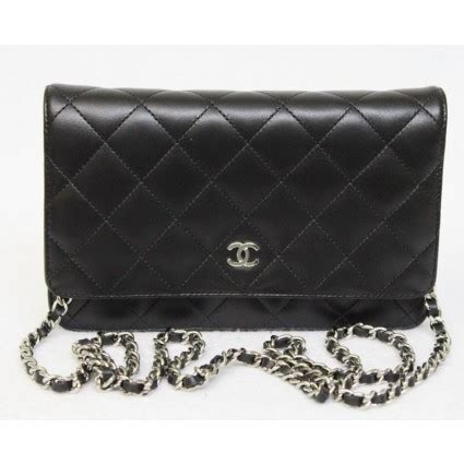 Best Seller In Store Chanel Woc Lambskin chanel black quilted lambskin woc wallet on chain bag