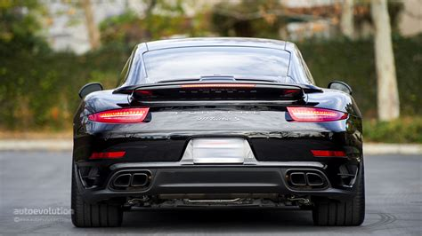 porsche carrera back 2014 porsche 911 turbo s review autoevolution