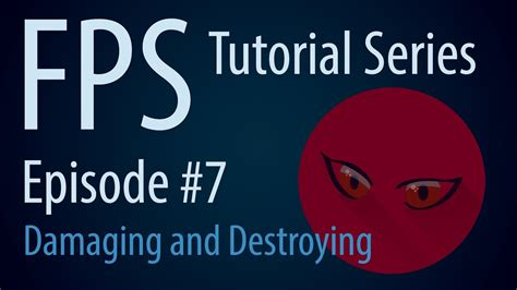 fps tutorial unity download fps tutorial series 07 damaging and destroying unity