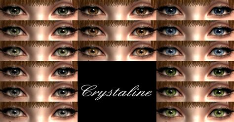 sims 4 realistic eyes mod the sims 4 realistic eye sets