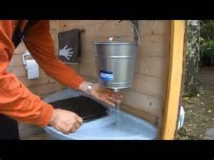 garten toilette selber bauen anleitungen biolett ekolet das kompostierende trocken wc