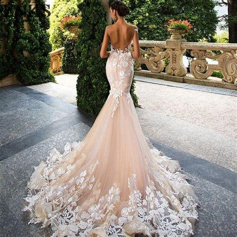 Mermaid Gown backless mermaid wedding dresses www pixshark