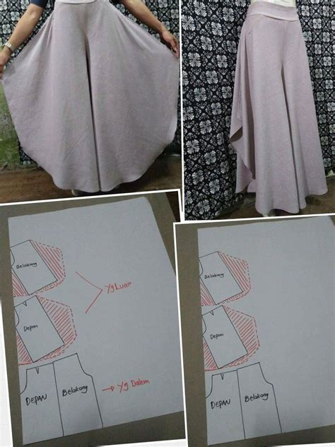 pattern making of palazzo pants pin by anne hessel jewelry on sewing techniques