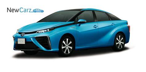Brennstoffzellenauto Toyota by Toyota Pr 228 Sentiert Brennstoffzellenauto Die Sensation