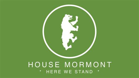 House Mormont by Of Thrones House Mormont By Crimsonanchors On
