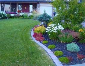 Ideas For Lawn Edging 37 Creative Lawn And Garden Edging Ideas With Images