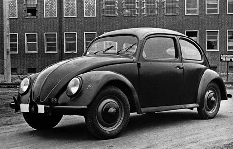 volkswagen beetle 1930 car ahead of its time for all time symon sez